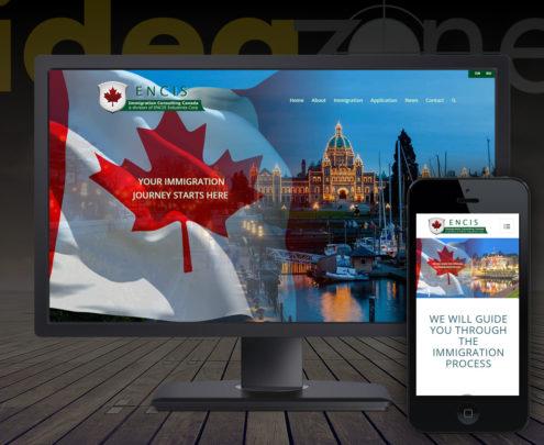 Website Design in Victoria BC