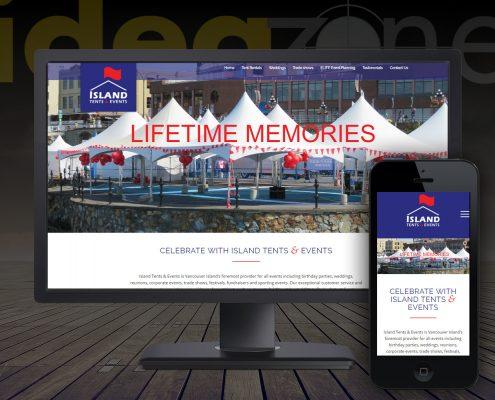 Victoria Website Deisgn