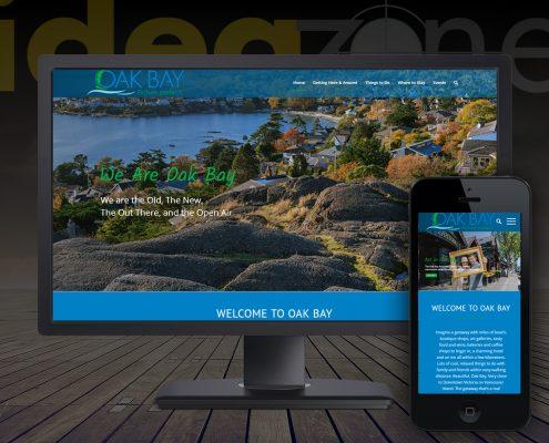 Vancouver Island Website Design