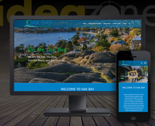 Vancouver Island Website Design