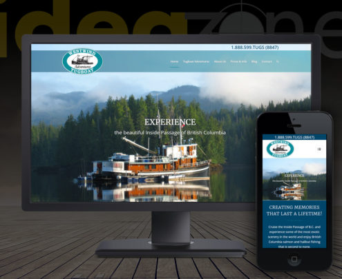 Web Design in Victoria BC