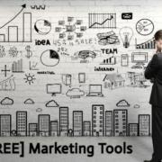 33 best free marketing tools